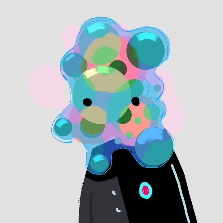 Bubblehead - bil Chamberlin