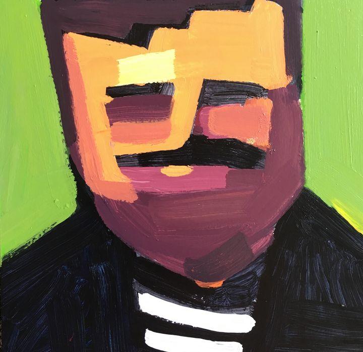 Distance Portrait II - bil Chamberlin