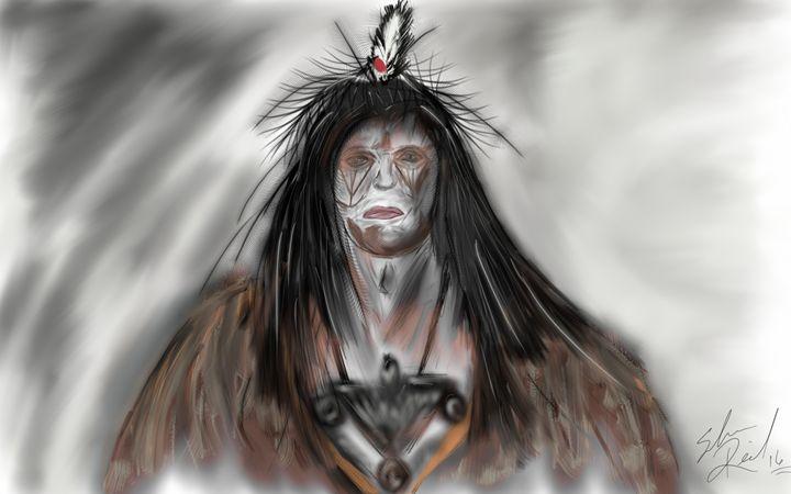 Ghost Warrior - Reid