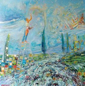 Painter of World
