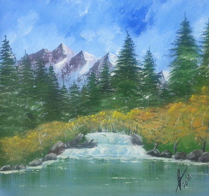 Enchanted Forest - Kelvin's Art Studio