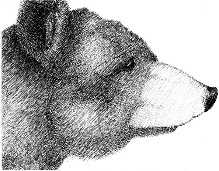 Papa Bear - Kelly Atkinson Artistry