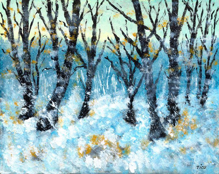 Snowy and Windy - TICU