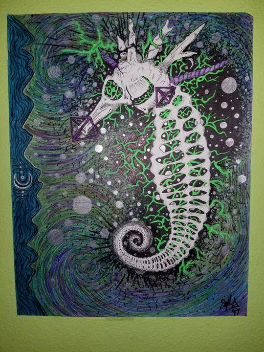Seahorse - Squid