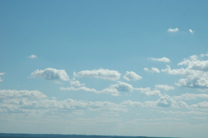 Blue Skys - Hidden Mouse Art