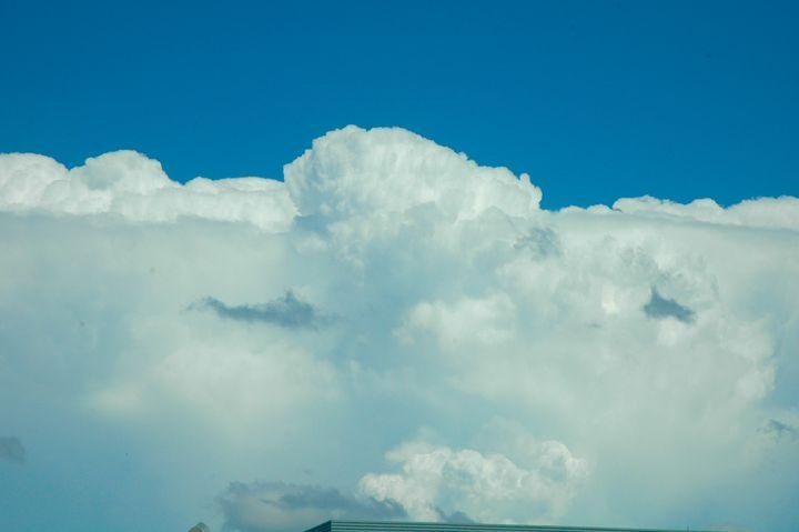 Storm Clouds - Hidden Mouse Art