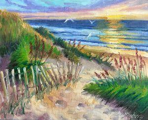"""""""Evening Sunset"""""""