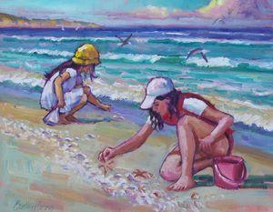 Seashell Hunt
