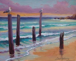 Sea Gull Stands (sold)