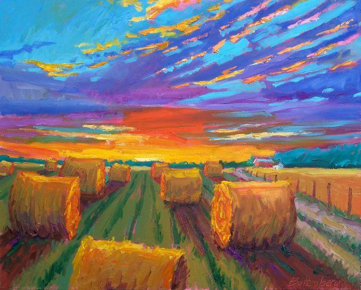 Hay Farm - Battenberg Gallery