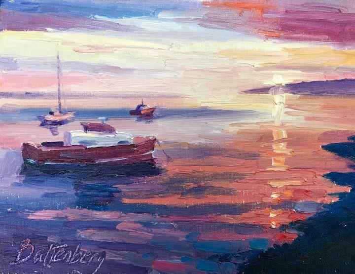 Safe Harbor - Battenberg Gallery