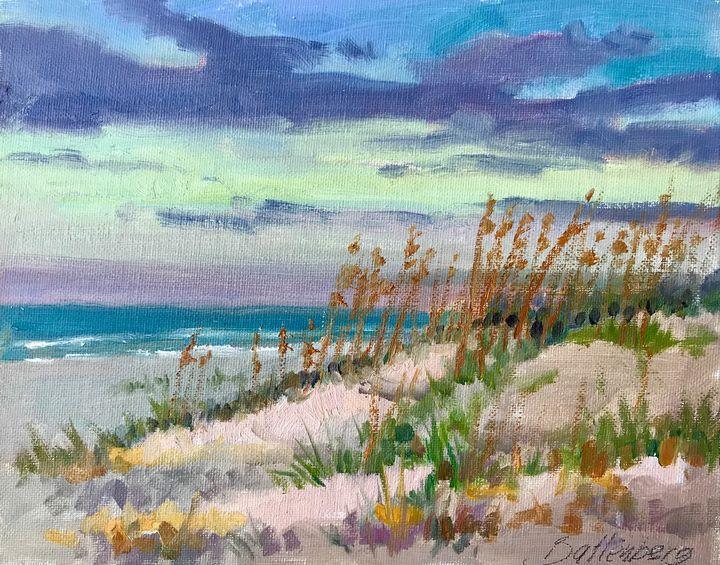 Green Skies - Battenberg Gallery