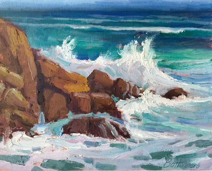Surf Foam - Battenberg Gallery