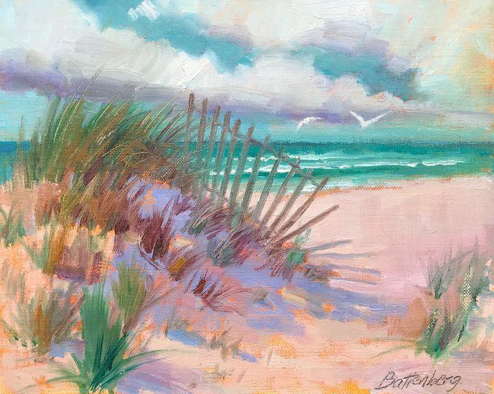 Sea Grass - Battenberg Gallery
