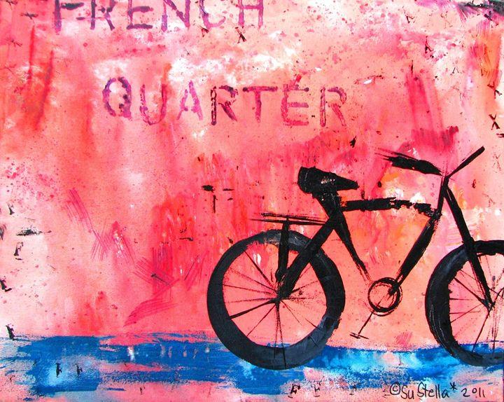 French Quarter Ride... - Su Stella