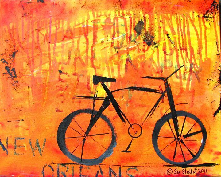 New Orleans Ride! - Su Stella