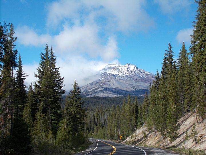 Mount Bachelor - Oregon - Su Stella