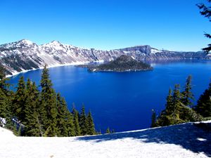 Crater Lake- Tranquilty