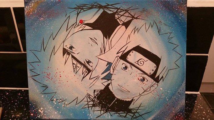 Minato and Naruto, -Sold- - LubigaArt