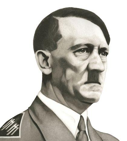 'Adolf Hitler' - Mercedes Victoria