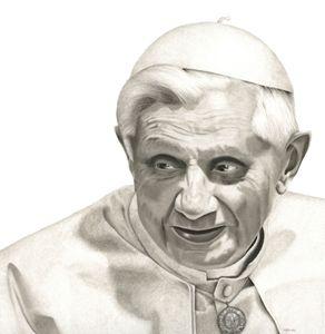 'Pope Benedict XVI'