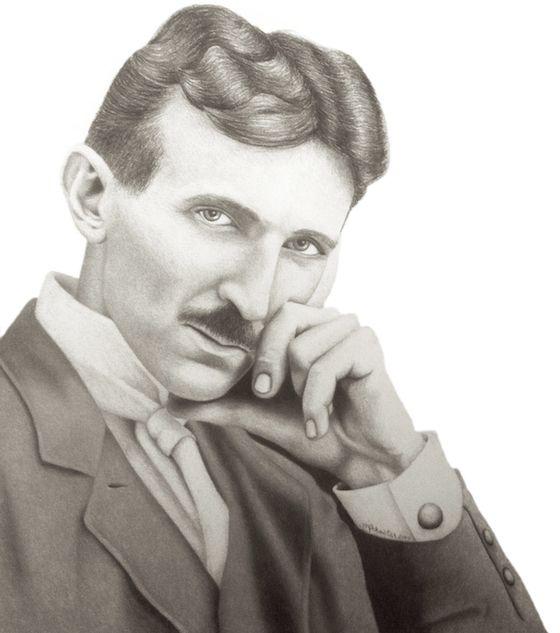 'Nikola Tesla' - Mercedes Victoria