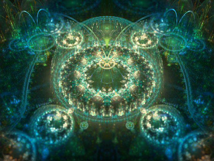 Asgard - Michal Dunaj Artworks