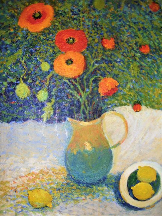 Poppies - Carolynchoiartstudio.com