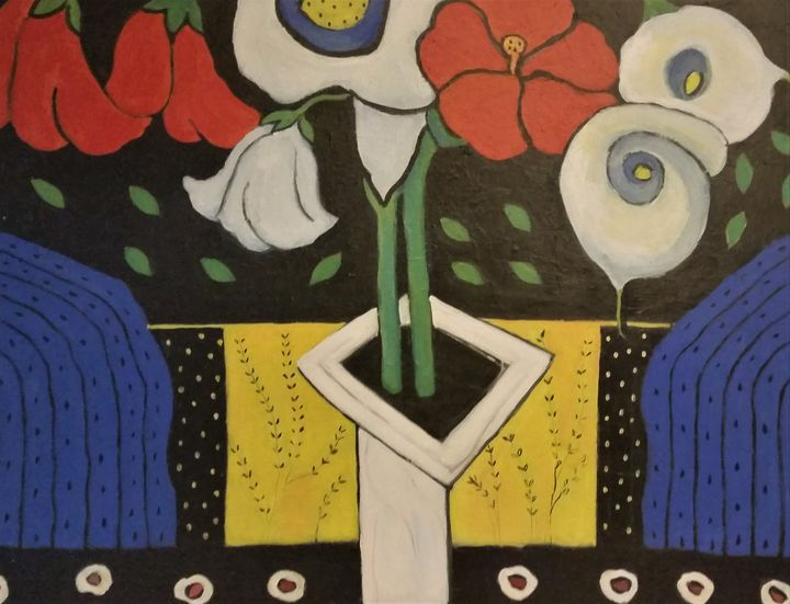 Autumn Stilllife - Carolynchoiartstudio.com
