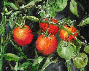 Cherry Tomato Bouquet