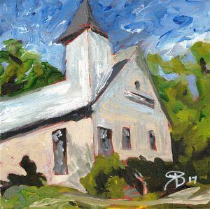 Rural Tennessee Church Series - No 9