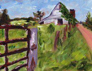 Rural TN Barn Series - No 18