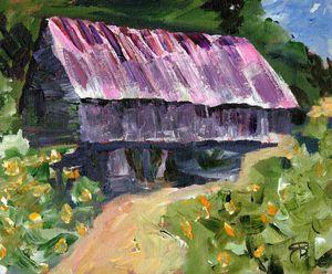 Rural TN Barn Series - No 19