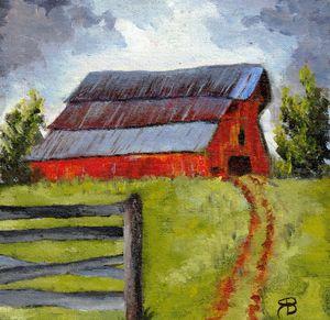 Rural TN Barn Series - No 5