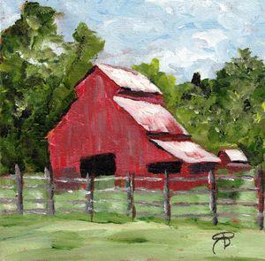 Rural TN Barn Series - No 24