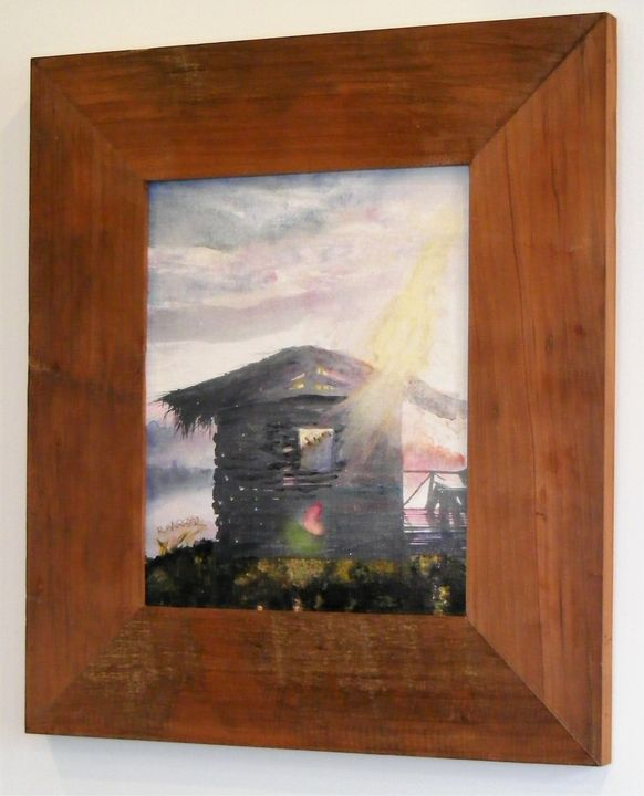 Love Shack - Robyn Barber Fine Art