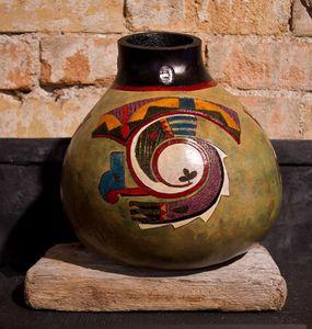 Green Gourd Pot
