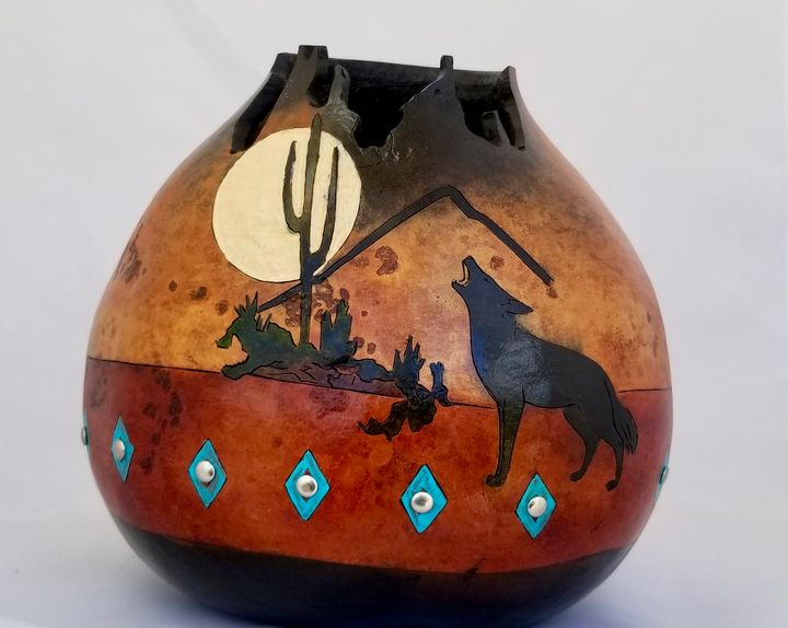 Mountain Wolf - Marty's Gourd Dust