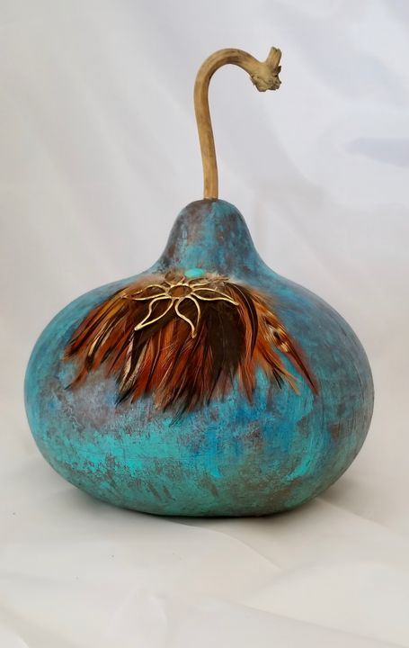 Just Feathers - Marty's Gourd Dust