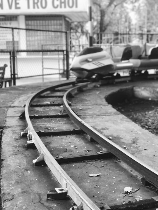 Abandoned Park - Angelina Matthews