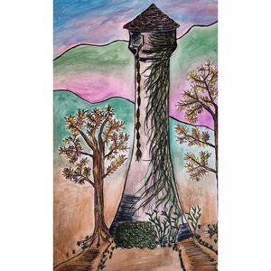 Rapunzel's Fall Tower