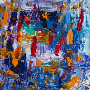 Modern art Abstract Painting oil