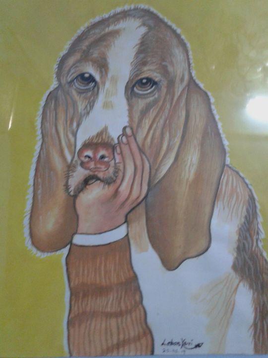 SAD DOG - Arts from India