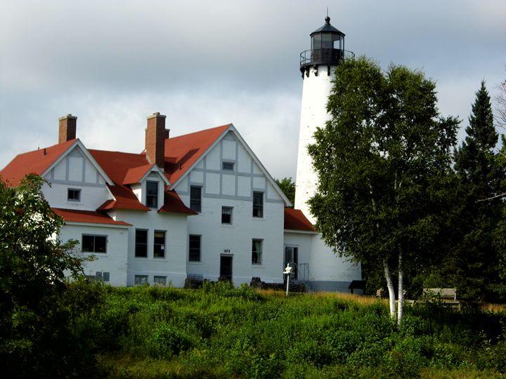 Upper Peninsula lighthouse - Michigan's Natural Beauty