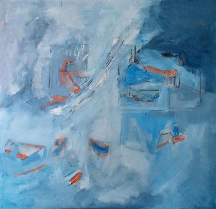 Lost Swallow on a Sea of Love - Stewart Nicol Soutar