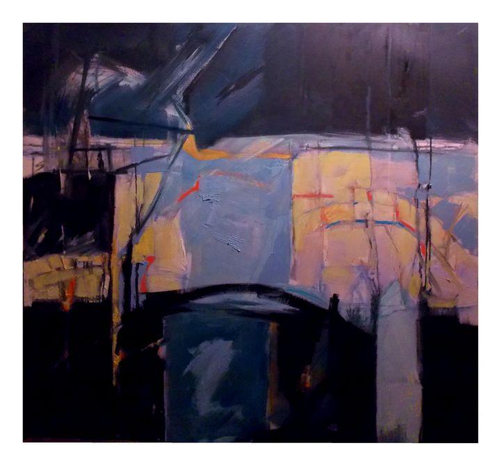 Dreamboat on the Sea of Solitude - Stewart Nicol Soutar