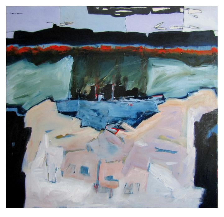 Cold Harbour - Stewart Nicol Soutar