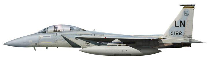 McDonald Douglas F-15D - Fine Aircraft Profiles