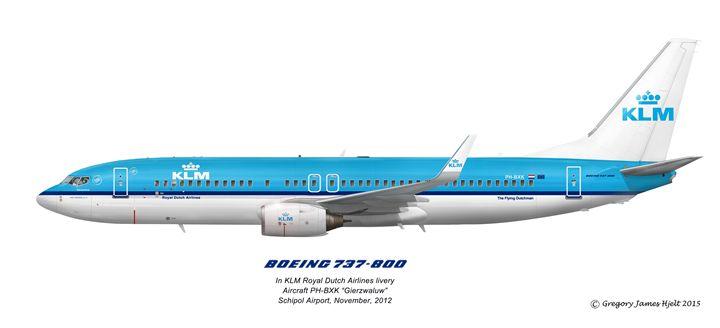 Boeing 737-800 - Fine Aircraft Profiles