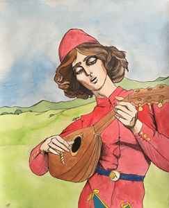 The Mandolinist